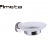 Jabonera-plato-vidrio-Acero-304-Fimeta