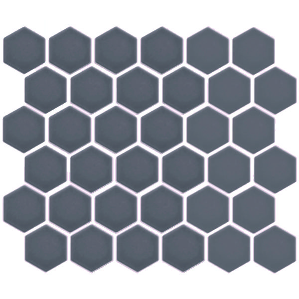 hexagonal titanio